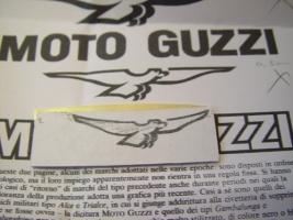 Moto Guzzi - Der Anfang