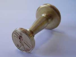 Restauration eines Zunft-Siegels