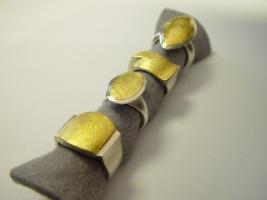 Ringe, 925/- Silber, Feingold